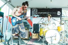 PWR BTTM // Photo by Philip Cosores