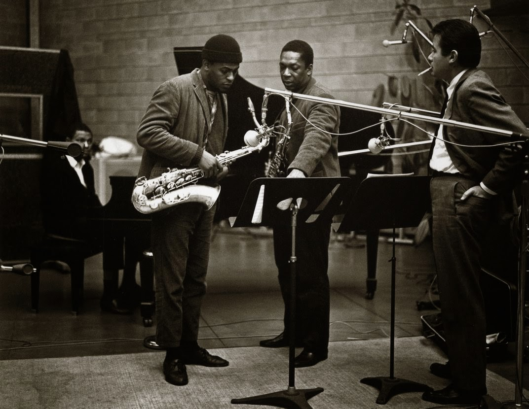 47cf9 chuck stewart john coltrane love supreme 3 Jazz Legend Archie Shepp Reflects On John Coltranes Quest For Musical Freedom