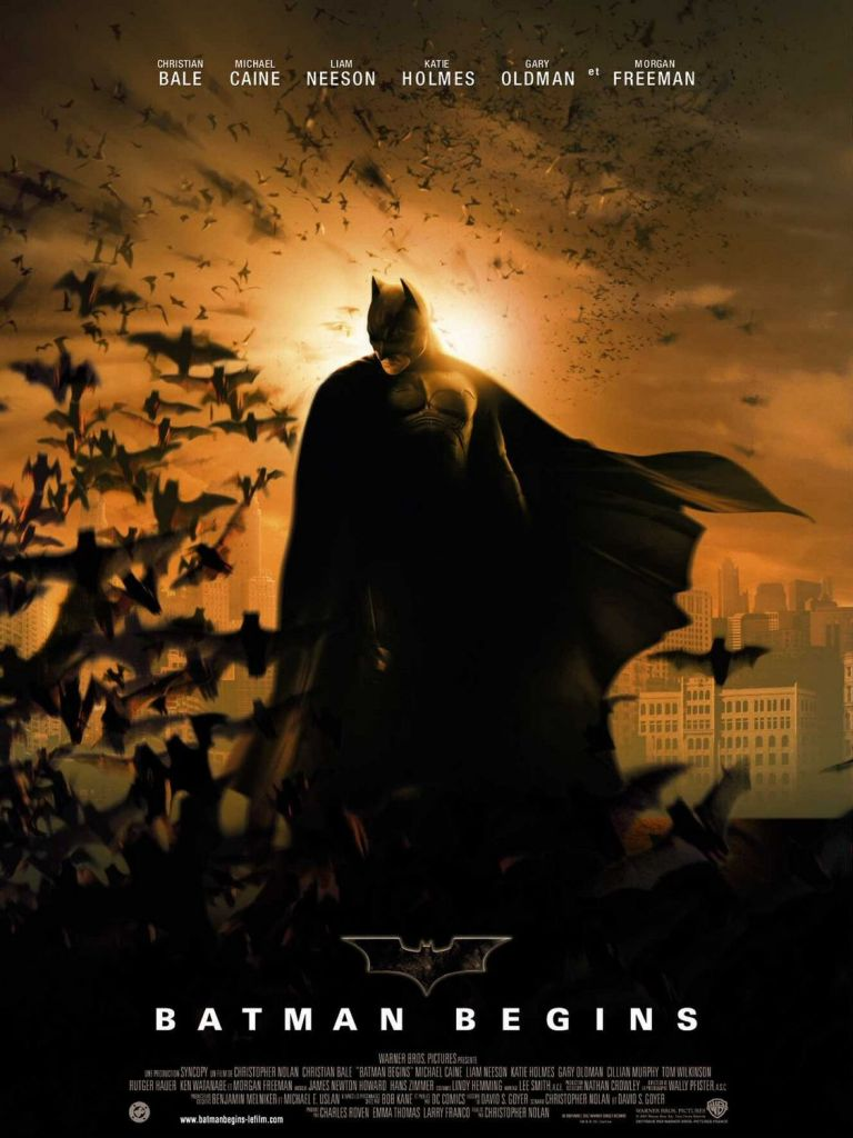 begins Ranking: Every Batman Film from Worst to Best