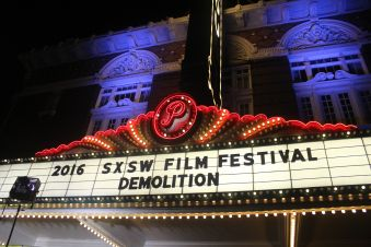 Demolition // Photo by Heather Kaplan