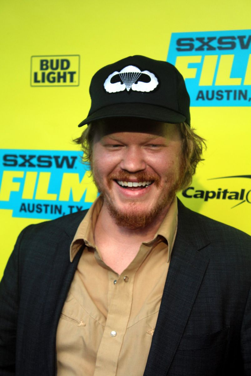 Jesse Plemons // Photo by Heather Kaplan