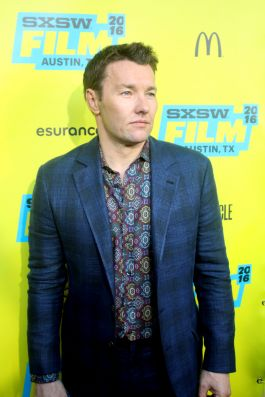 Joel Edgerton // Photo by Heather Kaplan