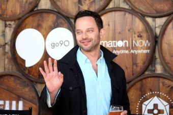 Nick Kroll // Photo by Heather Kaplan
