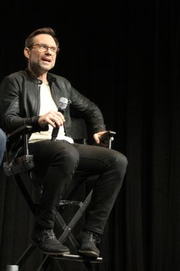 Christian Slater // Photo by Heather Kaplan