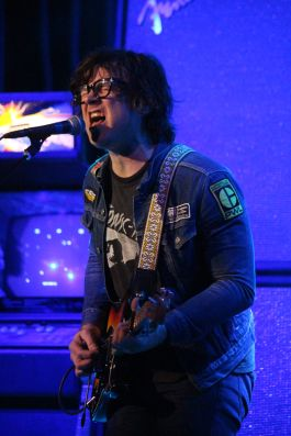 Ryan Adams // Photo by Heather Kaplan