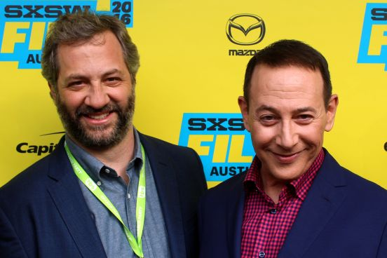 cos kaplan sxsw 3 17 16 peewee apatow reubens 1 The Funniest Stuff We Saw at SXSW 2016