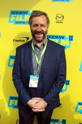 Judd Apatow // Photo by Heather Kaplan