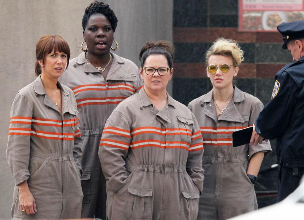 ghostbusters Five Reasons the Ghostbusters Trailer Has Us Worried