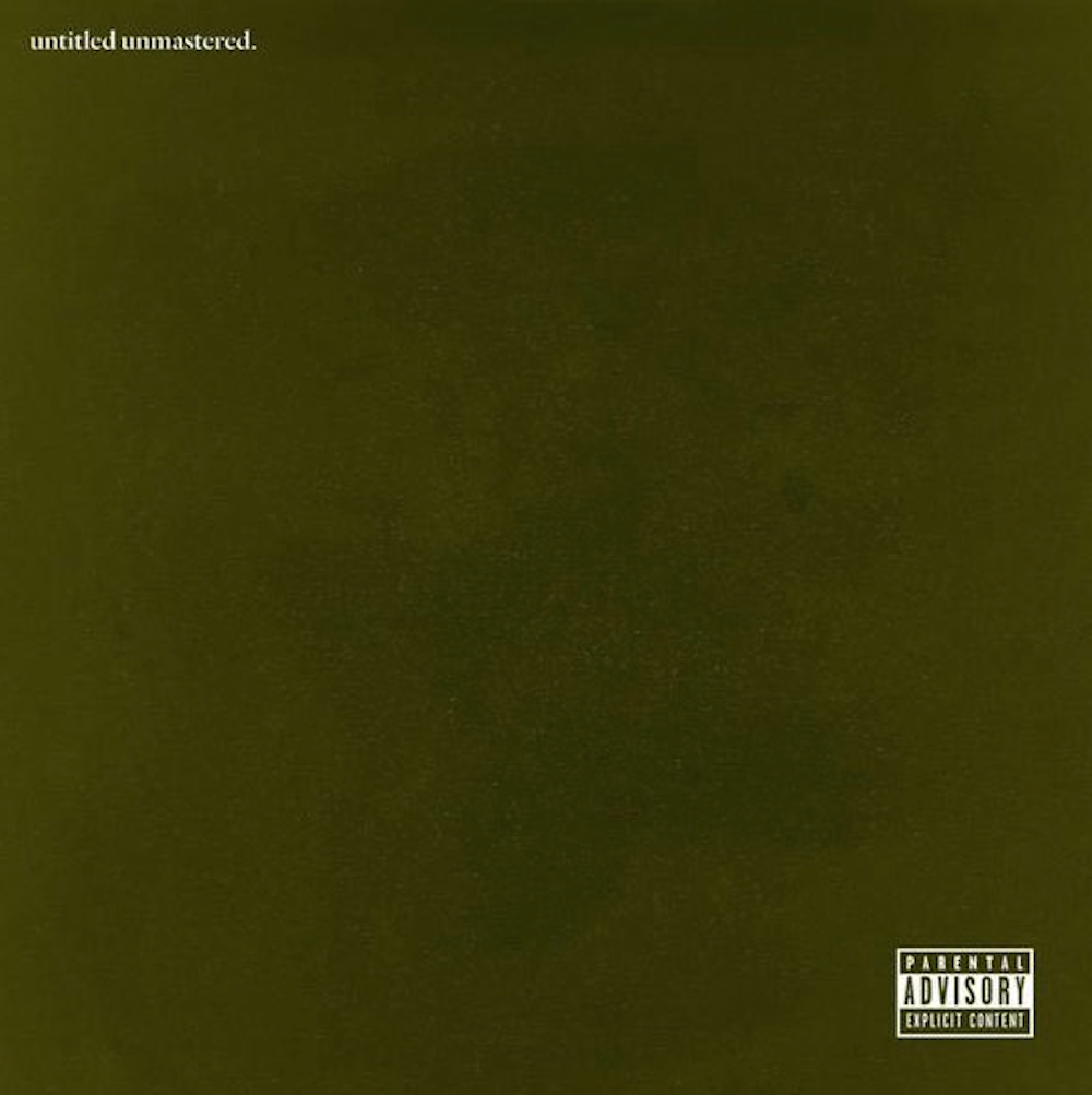 kendrick lamar untitled unmastered stream album listen Stream: Kendrick Lamars surprise new project untitled unmastered.