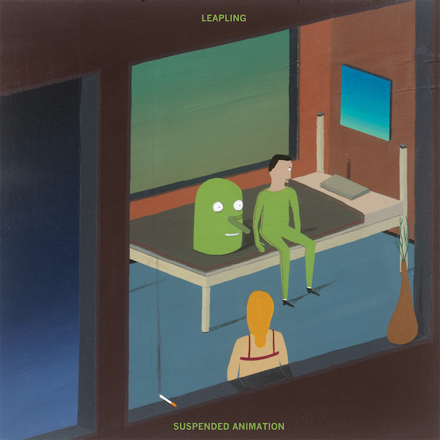 Leapling Suspended Animation