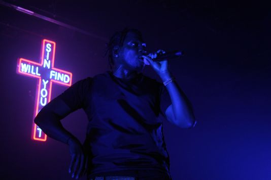 Pusha T // Killian Young