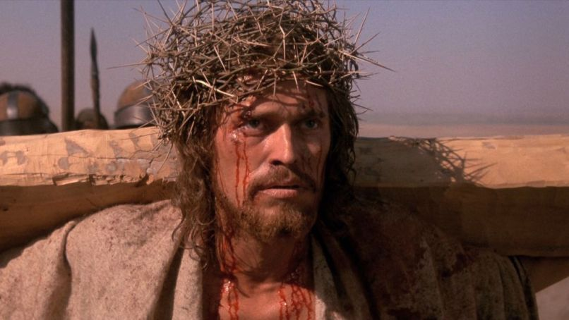 the last temptation of christ Top 10 Jesus Christs in Film History