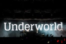 Underworld // Photo by Philip Cosores