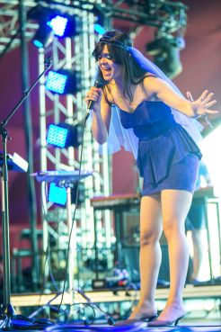 Bat for Lashes // Photo by Philip Cosores