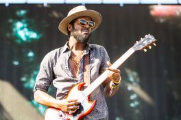 Gary Clark Jr. // Photo by Philip Cosores