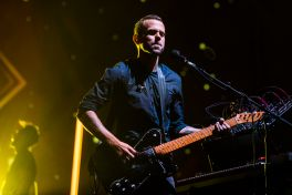 M83 // Photo by Philip Cosores