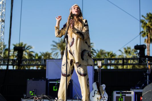 Zella Day // Photo by Philip Cosores