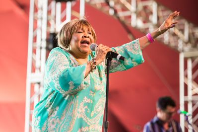 Mavis Staples // Photo by Philip Cosores