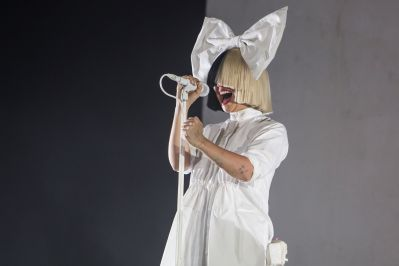 Sia // Photo by Philip Cosores