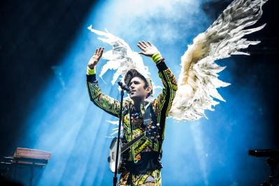 Sufjan Stevens // Photo by Philip Cosores