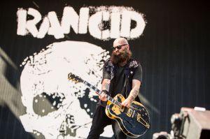 Rancid // Photo by Philip Cosores