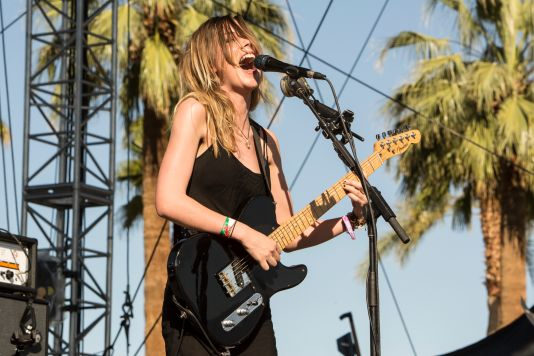 Wolf Alice // Photo by Philip Cosores