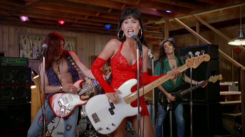 crucial taunt 10 Fake Movie Bands We Want to Tour