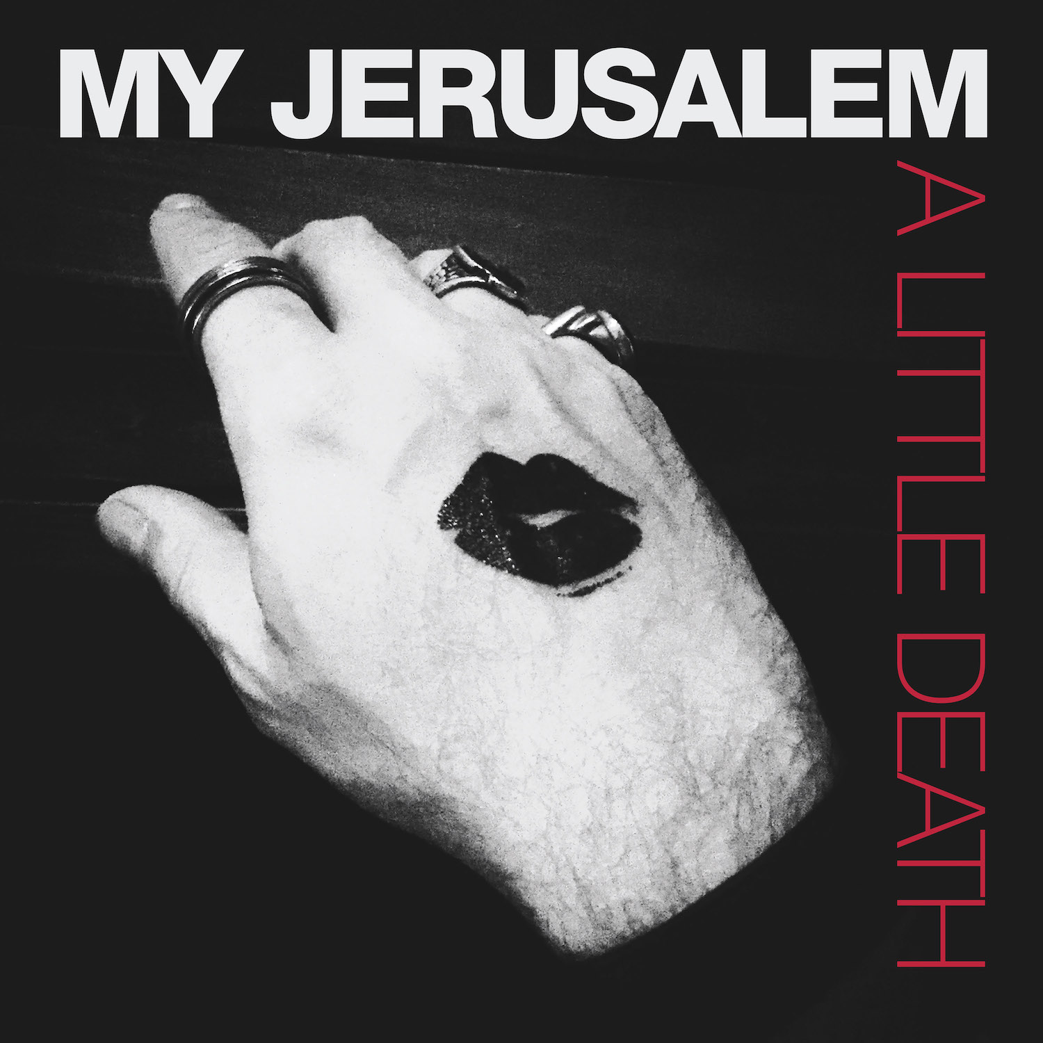 my jerusalem a little death album My Jerusalem wrestle with superstitions on Rabbit Rabbit    listen