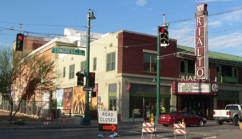 Rialto Theatre Tucson, Arizona