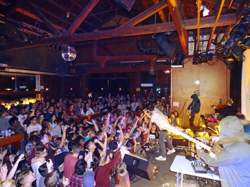 the social orlando The 100 Greatest American Music Venues