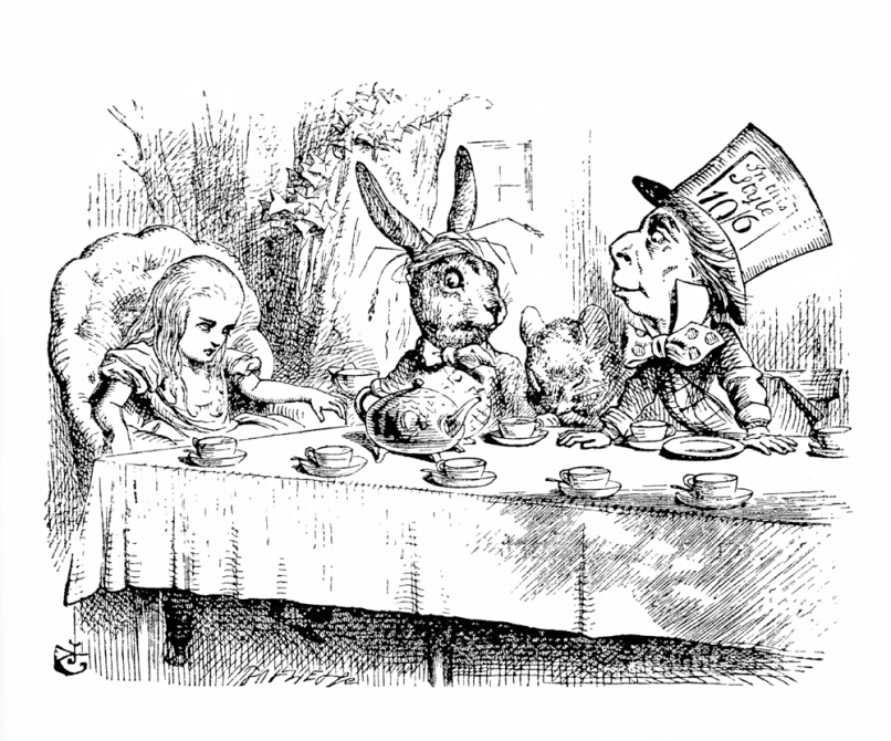 4 Can Hollywood Still Muster Enough Wonder for Alice in Wonderland?