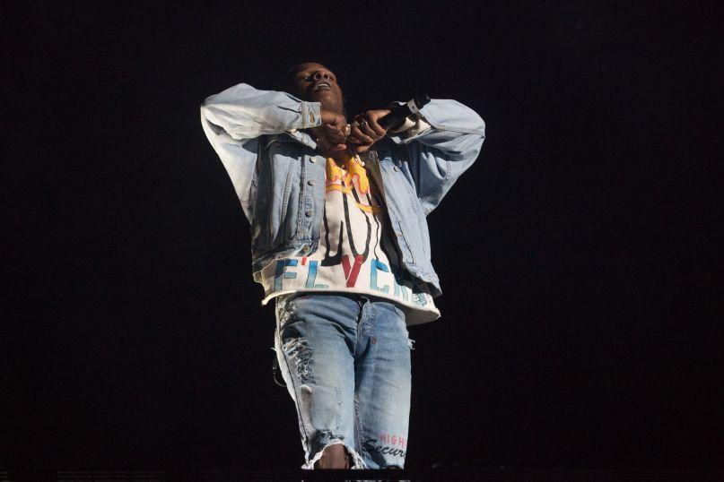 ASAP Rocky, photo by Alex Crick