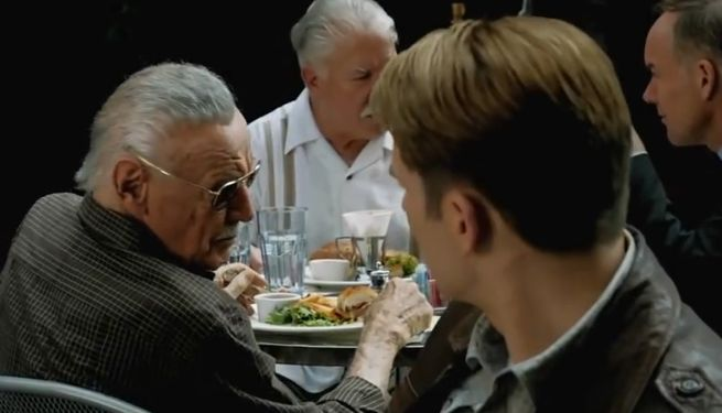 avengers 2 Every Stan Lee Cameo in the Marvel Cinematic Universe