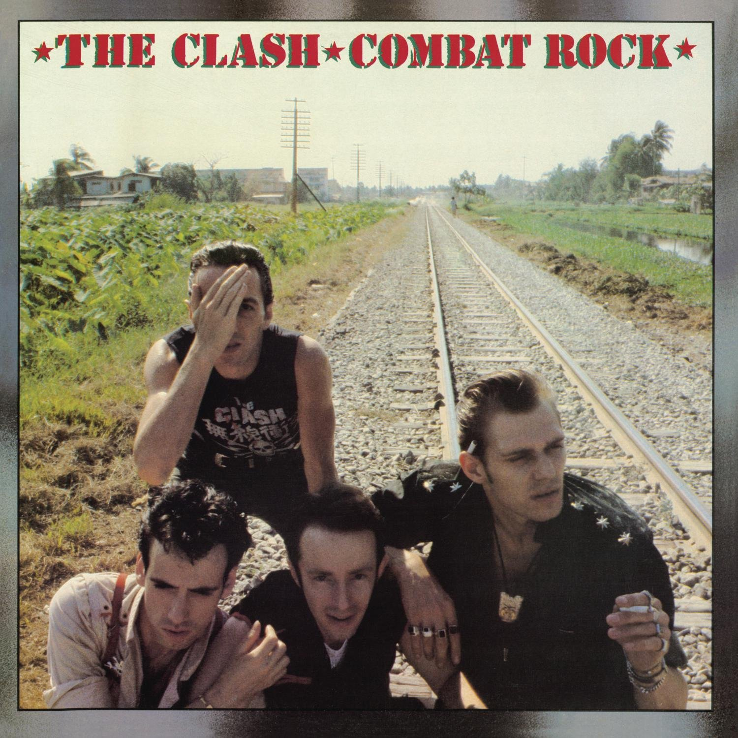combat rock Ranking: Every Album by The Clash from Worst to Best