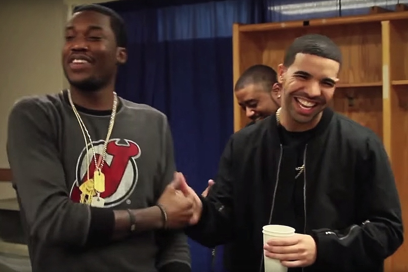 drake meek mill Steven Hyden Gets Philosophical About Music Rivalries