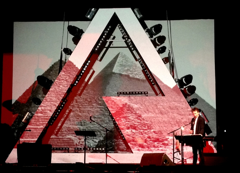 Laurie Anderson Language of the Future 1 - Moogfest 16 - Cap Blackard