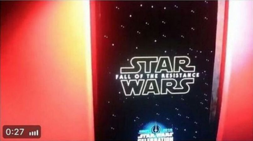 leaked episode 8 This is the Star Wars Episode VIII title youre looking for...