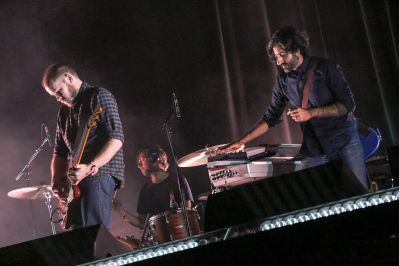 Explosions in the Sky // Photo by Nina Corcoran