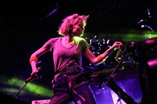 Grimes // Photo by Nina Corcoran