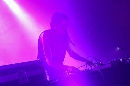 Laurel Halo // Photo by Nina Corcoran