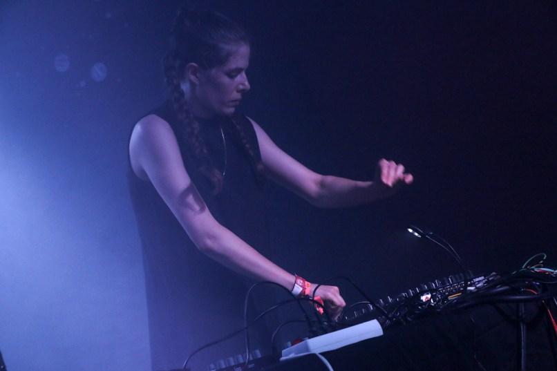 Nina Corcoran, Laurel Halo 02