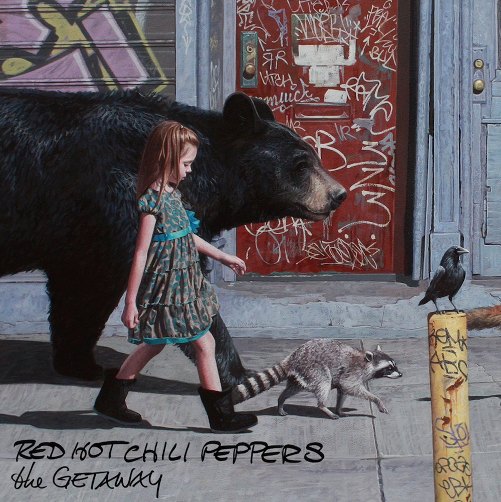 red hot chili peppers the getaway new album Red Hot Chili Peppers announce new album The Getaway, premiere first single Dark Necessities    listen