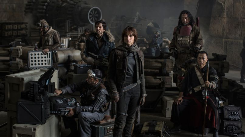 rogue one cast Ranking: Every Star Wars Movie and Series from Worst to Best