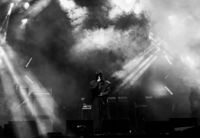 Sunn O))) // Photo by Jon Hadusek