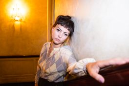 Angel Olsen // Photo by Philip Cosores