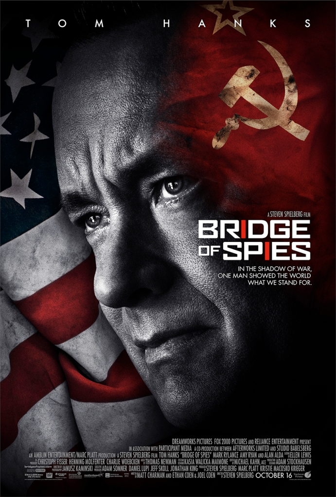 bridge of spies poster Ranking: Every Steven Spielberg Movie from Worst to Best