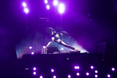 Deadmau5 // Photo by Derrick Rossignol