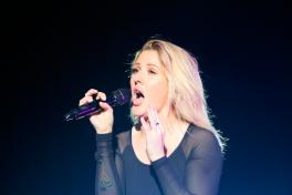 Ellie Goulding // Photo by Derrick Rossignol