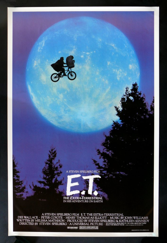 et poster Ranking: Every Steven Spielberg Movie from Worst to Best