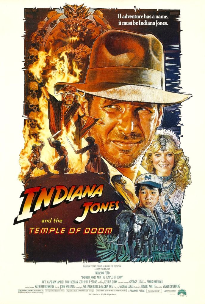 indiana jones and the temple of doom Ranking: Every Steven Spielberg Movie from Worst to Best